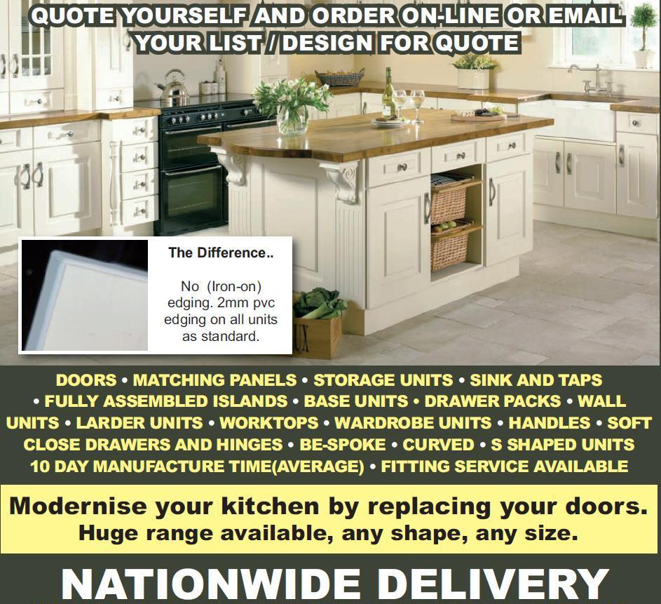 Diykitchen Kitchen Bedroom Cabinets Doors Accessories And Storage Solutions